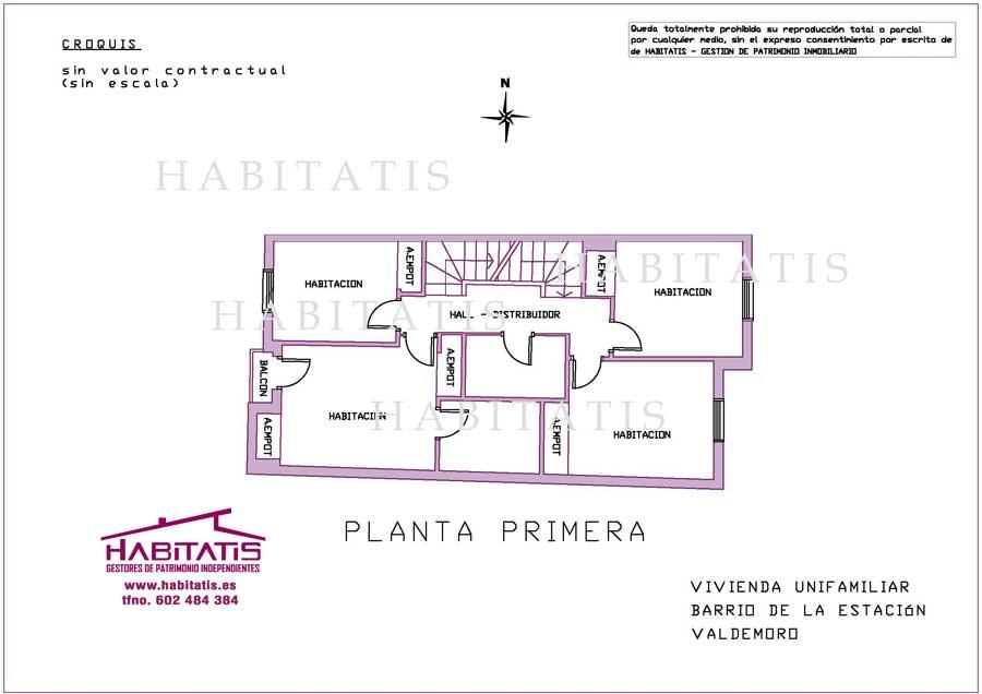Planta primera - PULSAR